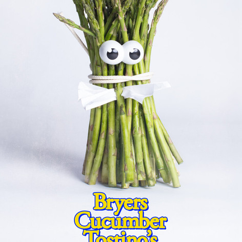 Bryers Cucumber Tostino's