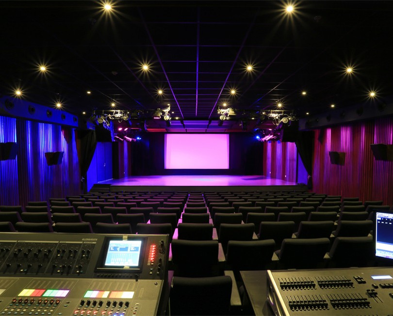 Auditorium of Institut of Français d'Indonésie