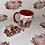 Thumbnail: Personalised Christmas Gonk Mug & Coaster set