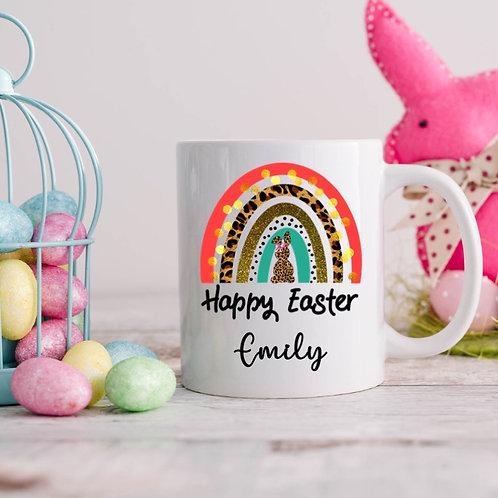 copy of Personalised easter rainbow mug