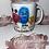 Thumbnail: Personalised crazy family mug