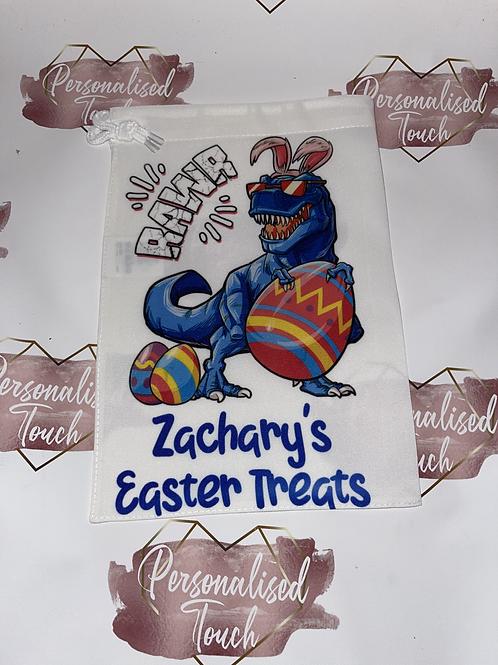 Personalised Easter treat bags