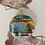 Thumbnail: Personalised Christmas ceramic Christmas decoration the year of lockdown