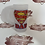 Thumbnail: Personalised frosted glass beer stein