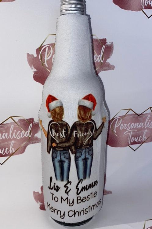 Personalised Wine Cooler Sleeve