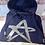 Thumbnail: Personalised cowl neck hoodie