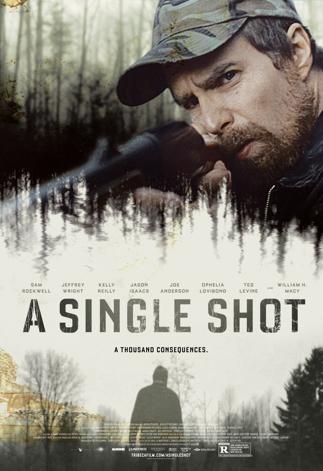 feature film A Single Shot (USA)