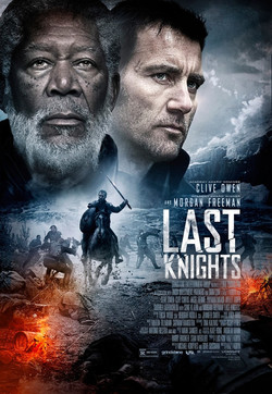 Feature film The Last Knights (USA)