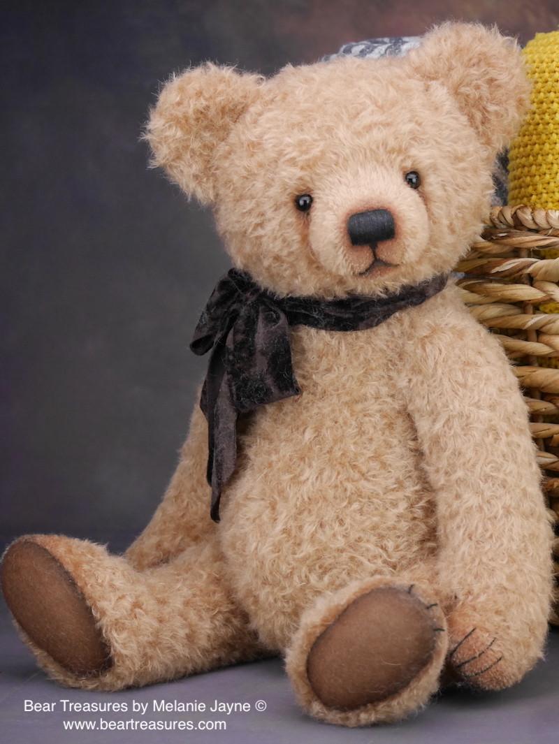Bear Treasures by Melanie Jayne
