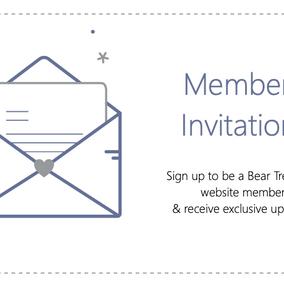Become a Website Member