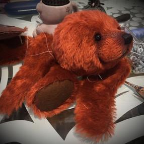 A Rusty New Bear