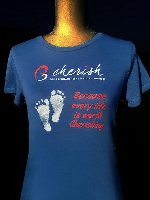 Cherish a Life T-shirt