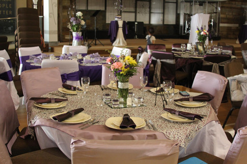 Mother's Day Gala Table
