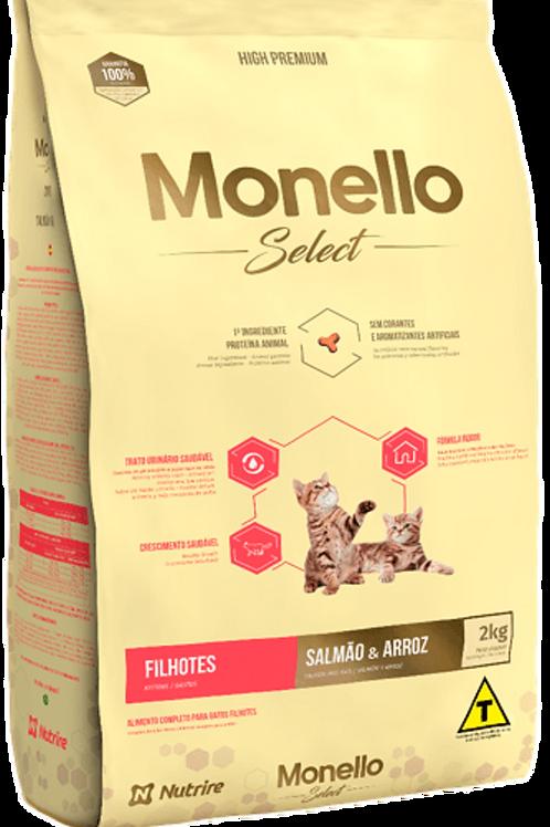 Monello Select Cat Gatitos X 7KG