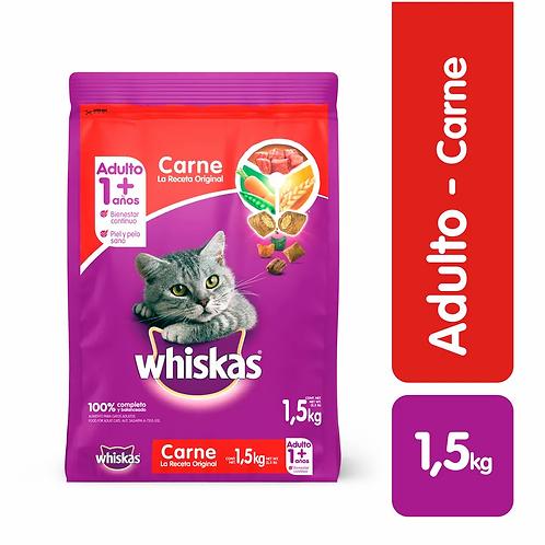 Whiskas Carne X 1,5 KG