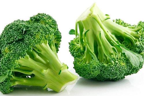 Brócoli x Libra