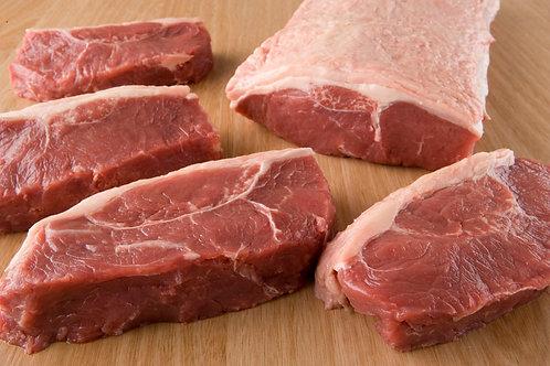 Carne Churrasco X Libra