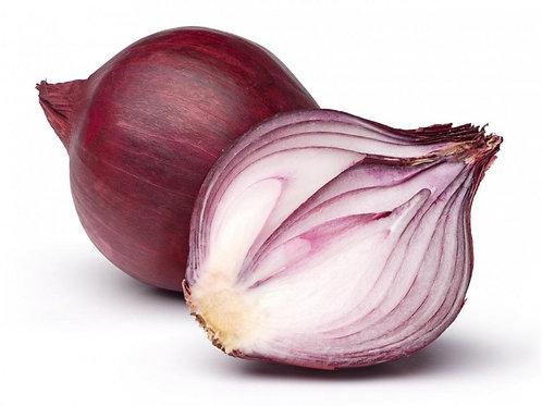 Cebolla Cabezona Roja X Libra