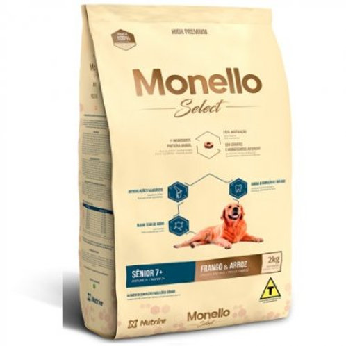 Monello Select Adulto Senior X 15Kg