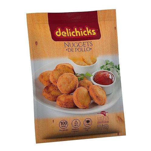 Nuggets de Pollo Apanado X 18 UND