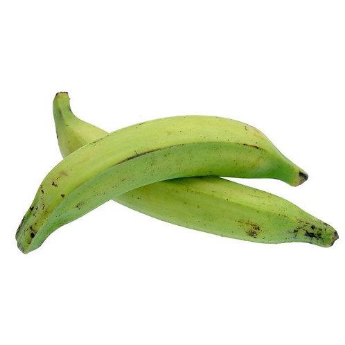 Plátano Verde x Libra