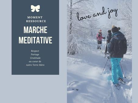 Marche méditative | Vallée verte