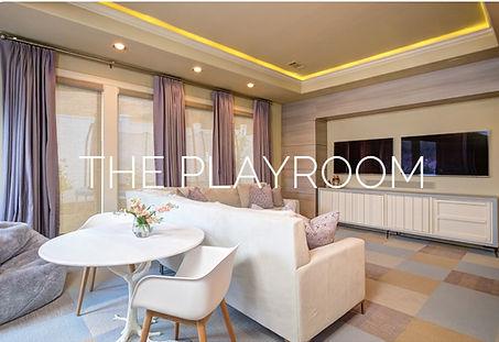 Residential Playroom