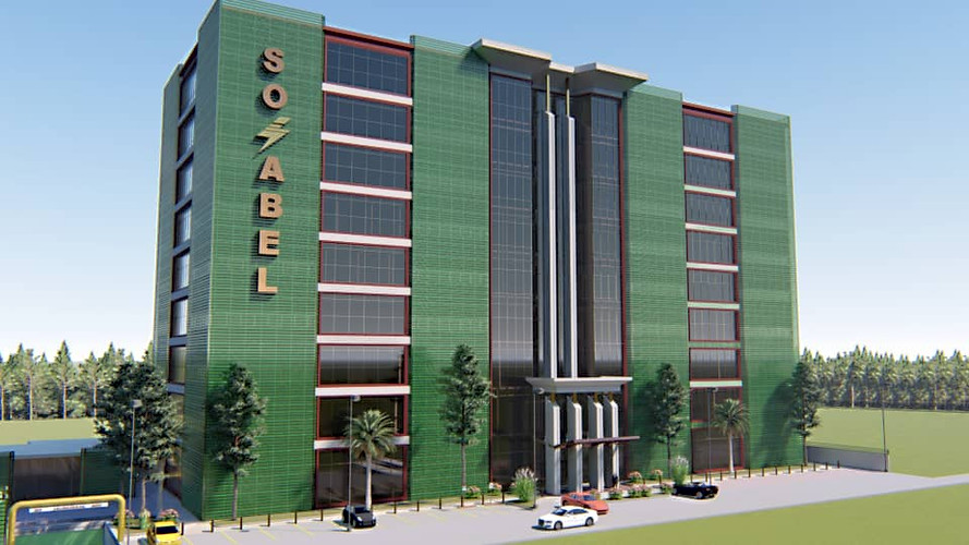 COMPETITION FOR THE HEADQUATER OF SONABEL IN BURKINA FASO