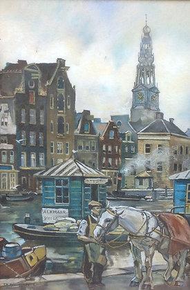 B9390, F.H. Nieuwenhuizen, Alkmaar