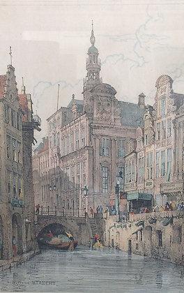 B8868-1, Hotel de Ville, Utrecht