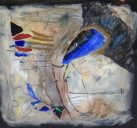 C854-1, Therese Uytenborg, abstracte voorstelling