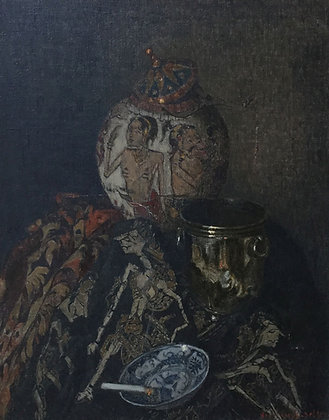 C4629, Henri van Os-Delhez, stilleven