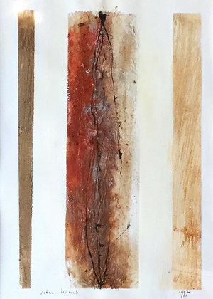 C3340-8, Peter Schenk, abstracte compositie