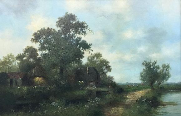 C4420-7, H.J. Veger, Alblasserdam Hoeksche Waard