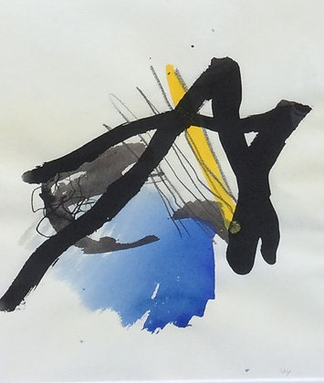 C850-2, Therese Uytenborg, abstracte voorstelling