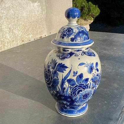 WS00075, Dekselpot, De Porceleyne Fles