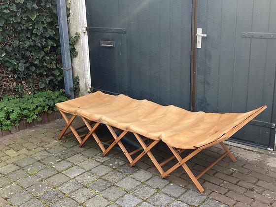 WS00038, Veldbed vintage, fabrikant: Herlag Deventer