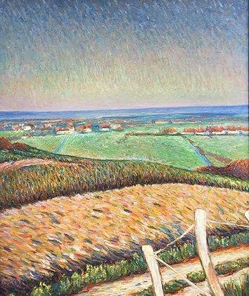 C4762-2, Impressionistisch landschap