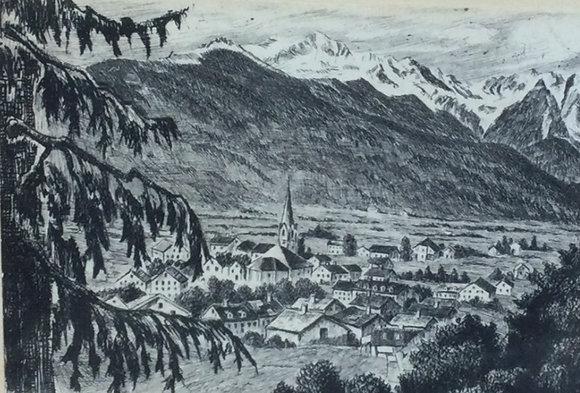 C5027-12, J. Huber, Partenkichen
