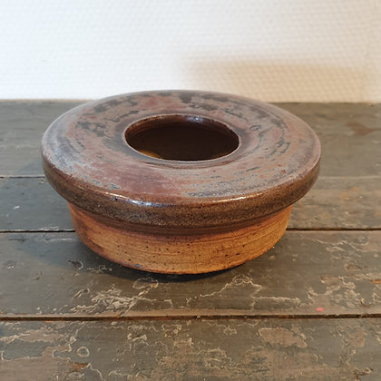 WS00162, Keramieken pot, 6 cm hoog