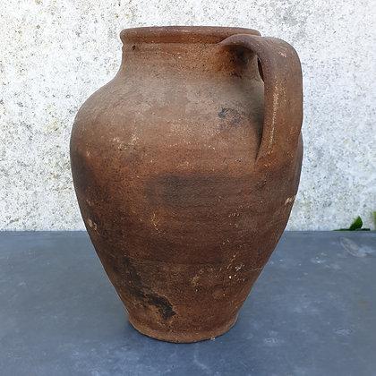 WS00091, aardewerken vaas