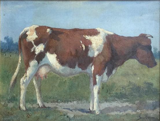 C3822, Jacques van Rossum, Bonte koe