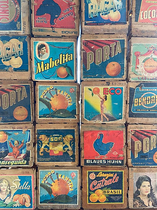 WS00253 Sinaasappelkratten, vintage