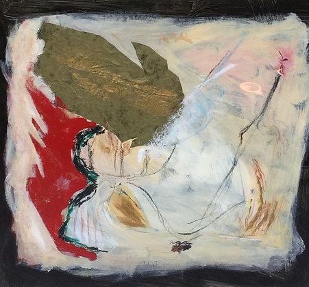 C854-3, Therese Uytenborg, abstracte voorstelling