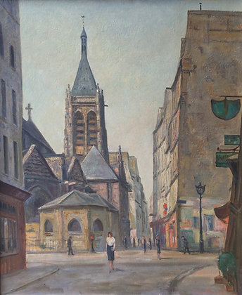 C3655, Johan Meijer, Parijs