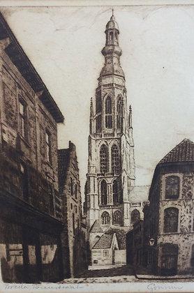C5027-14, Gooissen, Breda Torenstraat