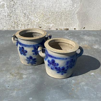 WS00068, Keulse pot, Hoogte 15 cm, Doorsnede opening ca 11 cm