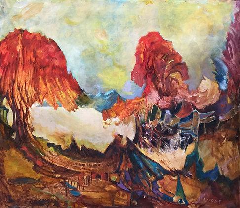 C3427LC, Diverse schilderijen door Lucas Craamer