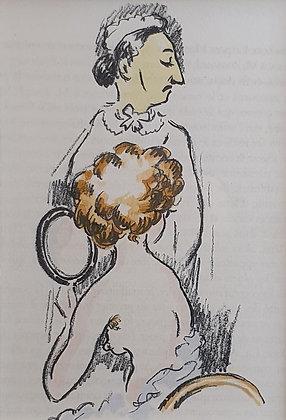 C4461-A1 Kees van Dongen, La revolte des Anges pg. 160.