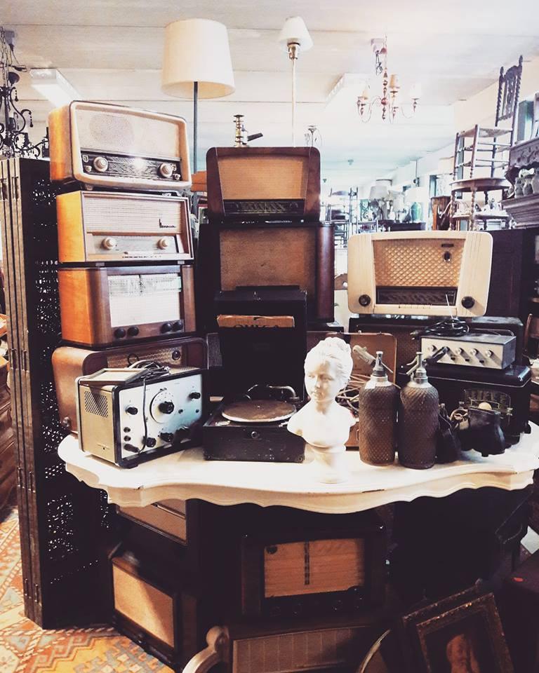 Muziek, Radio, Vintage, Retro, Antiek, Stockenco, Brocante Outlet, Nieuwersluis